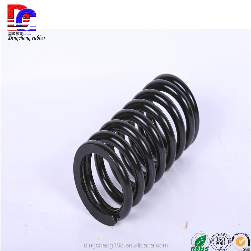 Long history factory square vibration spring/rubber metal spring bumper