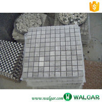 8mm Thickness Marble Mosaic Tile Bathroom Wall Tile for Bathroom