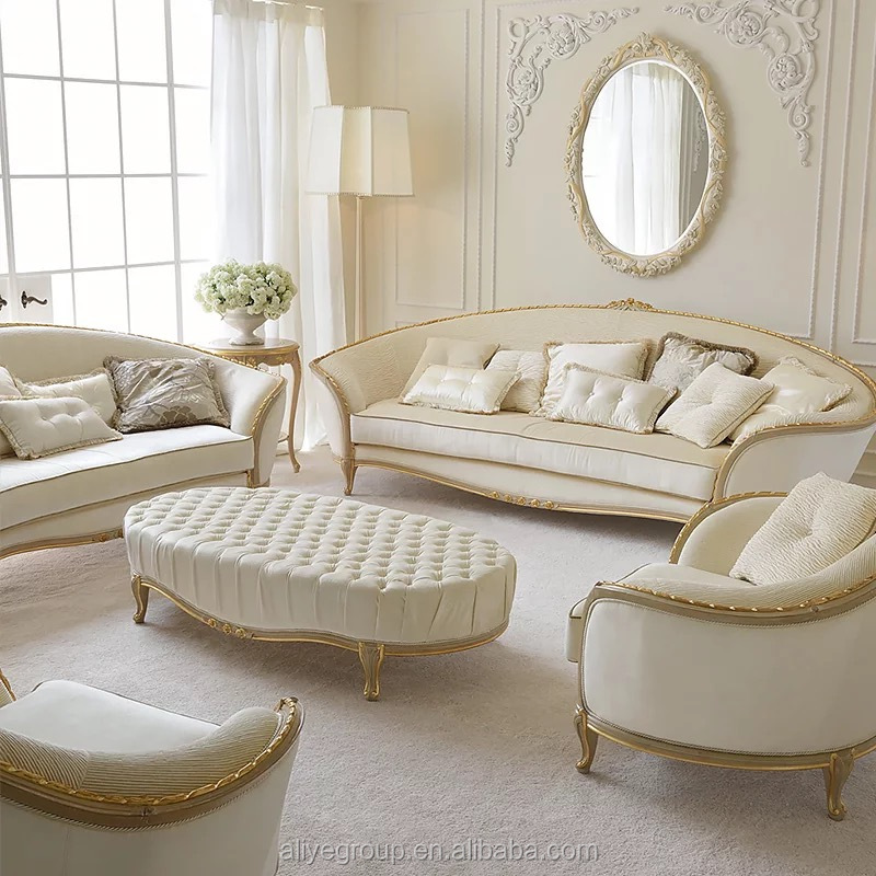 Outstanding Luxury Living Room Furniture Sofa Set And Gold White Fabric Living Room Sofa Set Buy Formal Living Room Furniture Sofa Set Royal Furniture Sofa Short Links Chair Design For Home Short Linksinfo