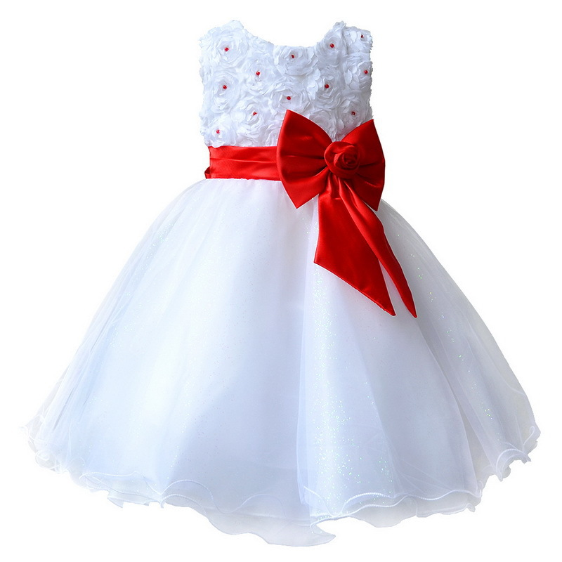b5bede93e Buy flower girl dresses for weddings pageant white first holy lace  communion dress little toddler junior child bridesmaid in Cheap Price on  m.alibaba.com