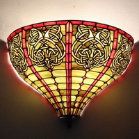 Tiffany barque wall lamps/wall sconces for home decoration