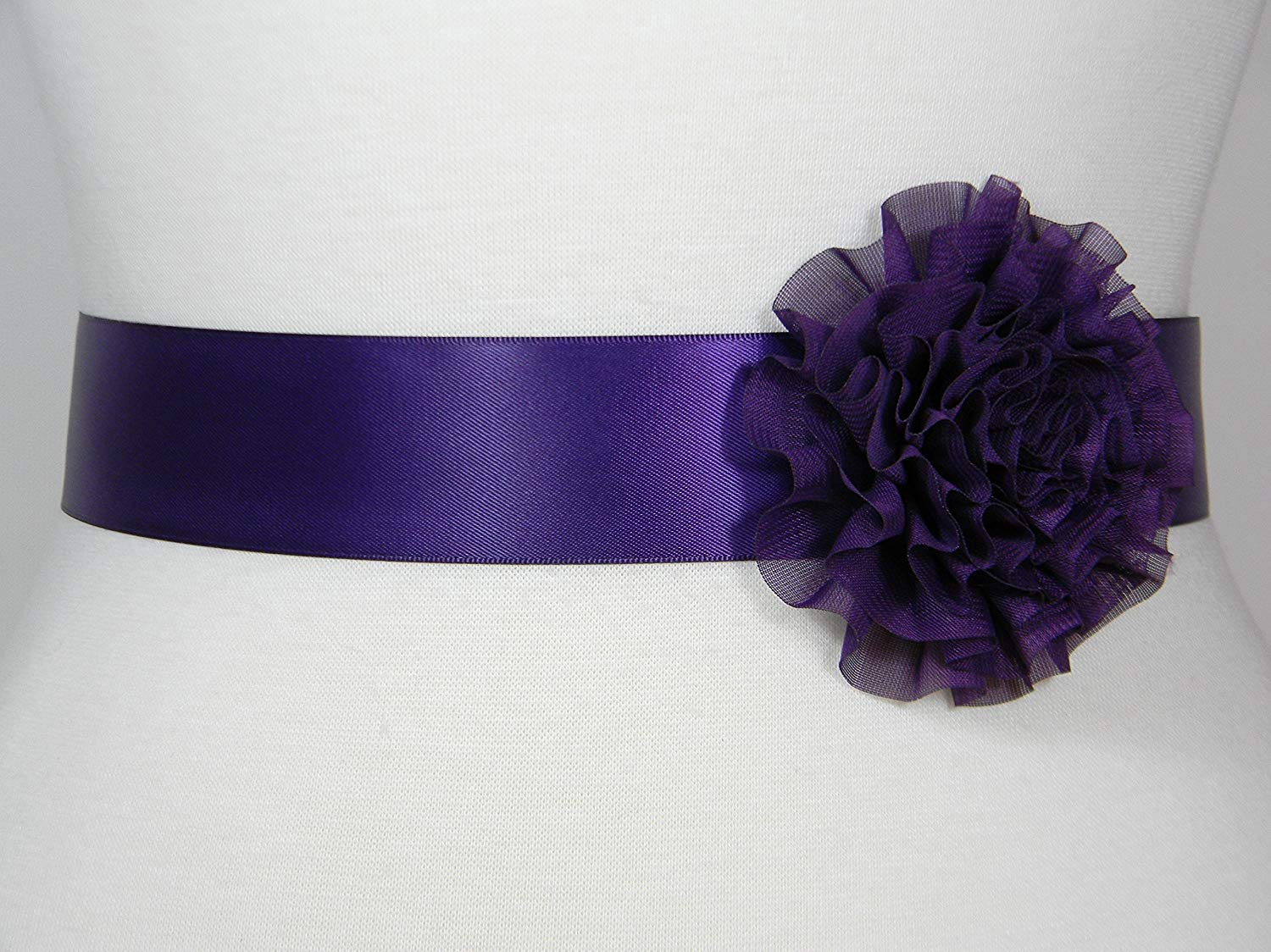 Cheap White Dress With Purple Sash Find White Dress With Purple