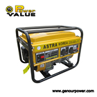 Generator Yellow With Generator Generator Generator Top Quality 3kw 3.5kw Gasoline Generator Yellow Generator For Sale