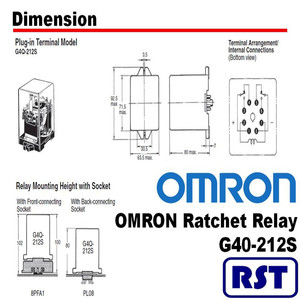 Fabulous Omron Auto Relay Omron Auto Relay Suppliers And Manufacturers At Geral Blikvitt Wiring Digital Resources Geralblikvittorg