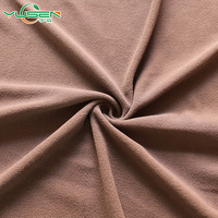 SGS/Oeko Tex Standard 100 knit poly fabric,anti-pilling polar fleece brushed fabric