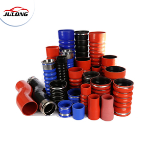 Flexible Customized silicone marine exhaust coolant hump hose for auto aftermarket