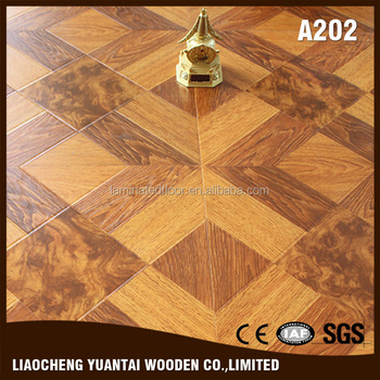2016 New Designs Best Price Parquet Laminate Flooringlaminate Wood