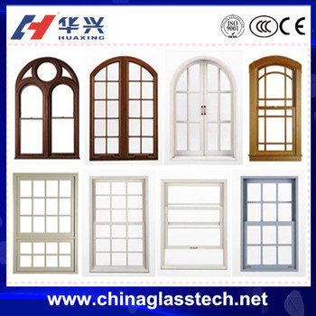 Corrosion Resistant Indian Latest Style Aluminum Window Grill
