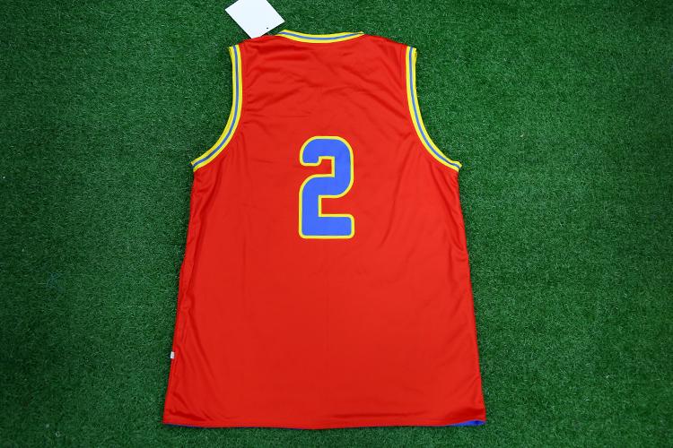 aa7c3d60559 custom mens basketball jerseys sublimation red blue basketball uniform set