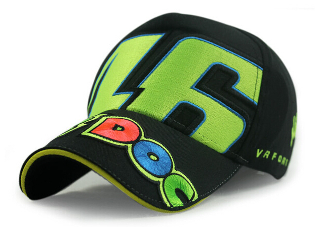 dd0894f8 Buy Embroidered 46 Racing Cap Motogp VR46 ROSSI Motorcycle Race Caps Sports  Cotton THE DOCTOR Baseball Cap Black Yellow Men Women in Cheap Price on ...