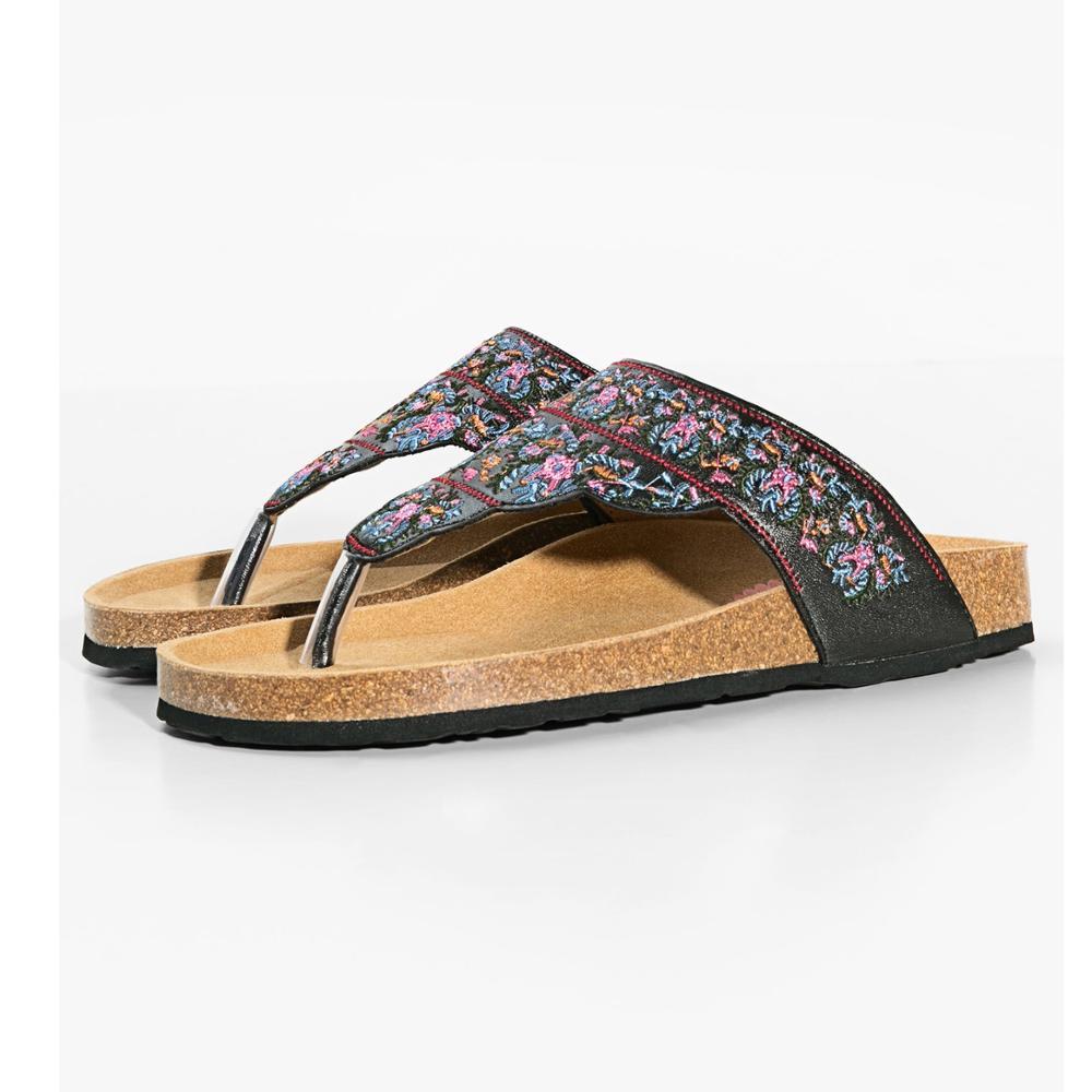 Flops Cómodos Pu Flip Señoras Zapatillas Cama Sandalias sandalias Para Mujeres Planos Oem Buy Pies Corcho Lujo Diseño De Flop Las 4j3ARL5