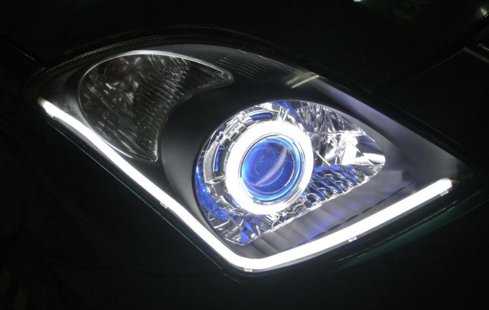 Homemade Led Car Headlights 62