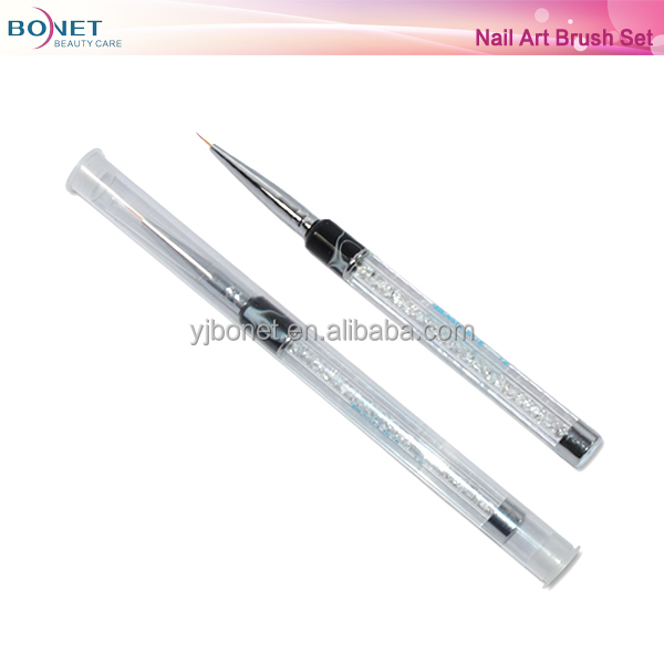 BNT0035 Beauty Acrylic Nail Art Design Painting Tool Pen Dotting Detailing Pen