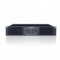 SOUND PAUL Hybrid integrated amplifier LED Cab VI350 class AB outdoor power amplifier
