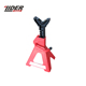 12 Ton Car Support Truck Motorcycle Jack Stand For Car Repair