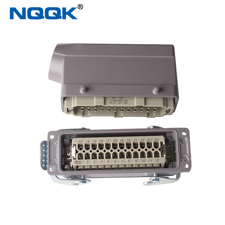 5 Inserts rectangle heavy duty industrial connector.JPG