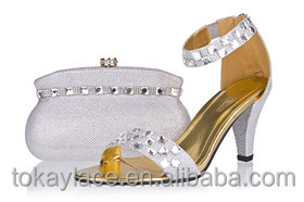 bags New arrival matching Ladies Evening with shoes rYzwY6xA