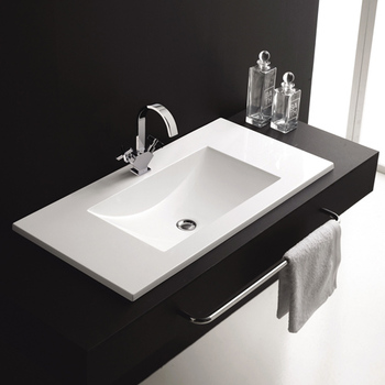 Cupc Bathroom Ceramic Under Wash Basin Cabinet For North