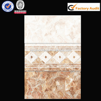 Marble Looking Matching Designs Floor And Wall Tiles For