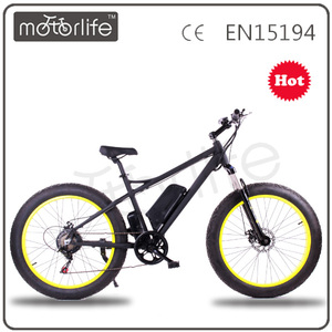 MOTORLIFE/OEM brand EN15194 tailg e bike e bicycle bicycles adults
