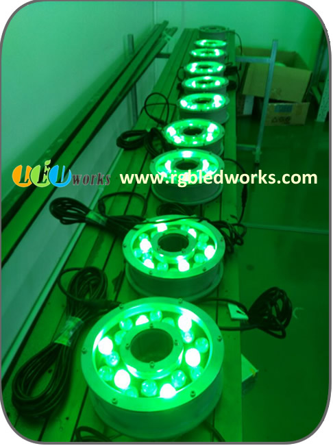 IP68 stainless steel led underwater light,underwater