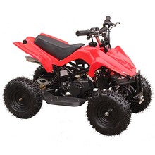 Butterfly figure tires installed kids gas powered atv 50cc and 49cc mini quad atv