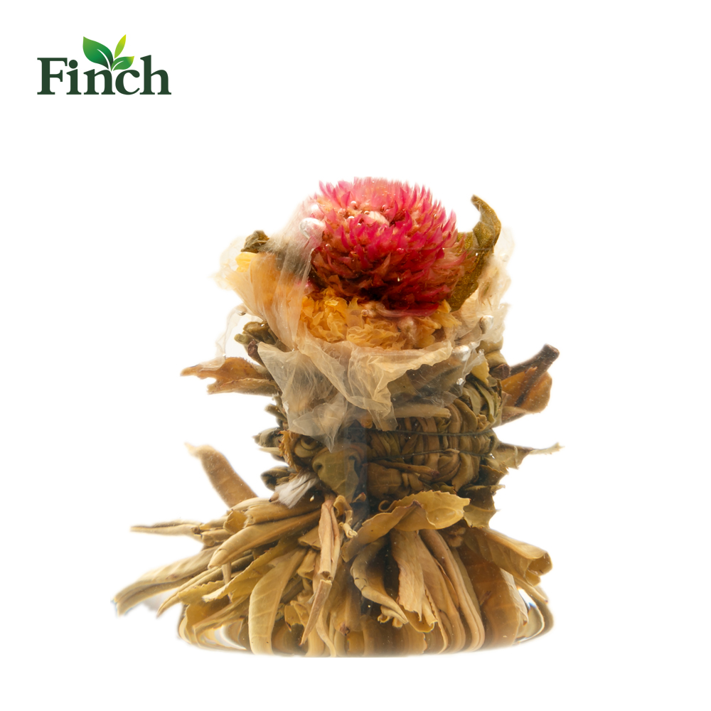 Finch New Eu Best Jasmine Flower Tea For Slimming With Green Tea Yu