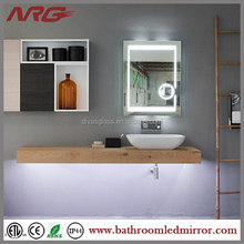 Custom Sized Bathroom LED Mirror