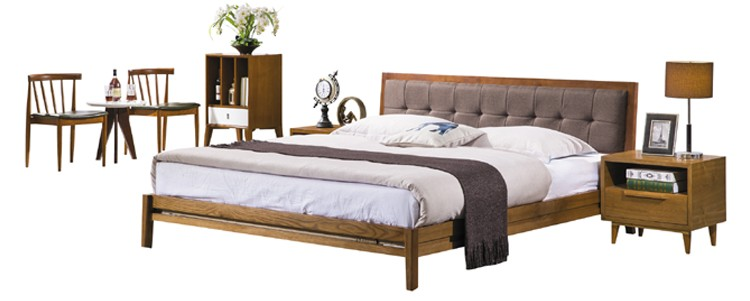 High End Commercial Hotel Bedroom Furniture Design Wooden Queen Size Hotel  Bed Frame. High End Commercial Hotel Bedroom Furniture Design Wooden Queen