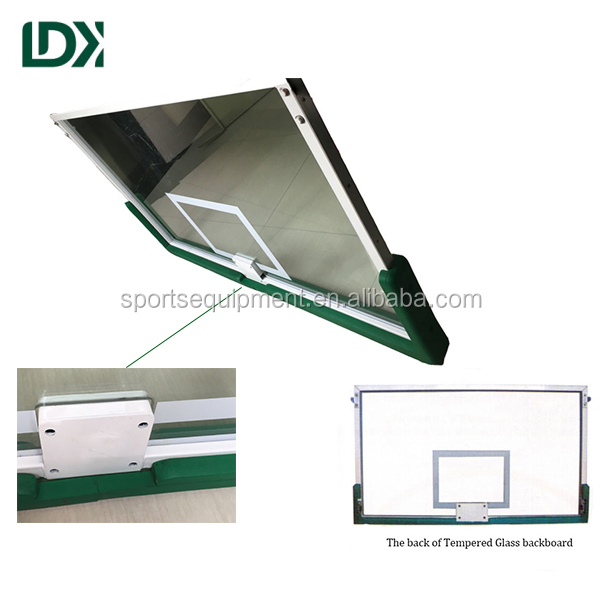 Custom basketball backboard outdoor basketball backboard and hoop