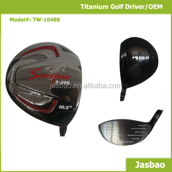 Best Selling Golf Clubs Drivers with Titanium