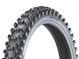 Kenda K253A Front/Rear 4 Ply 3.00-18 Motorcycle Tire