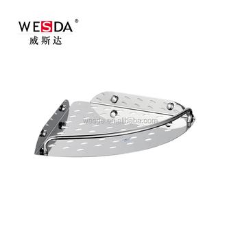 WESDA Stainless steel bathroom corner shelf , 822-250-1, View ...