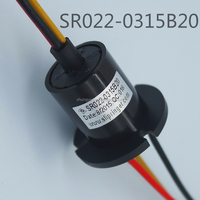 wind turbine generator slip ring, swivel connector,model: SR022-0315B20