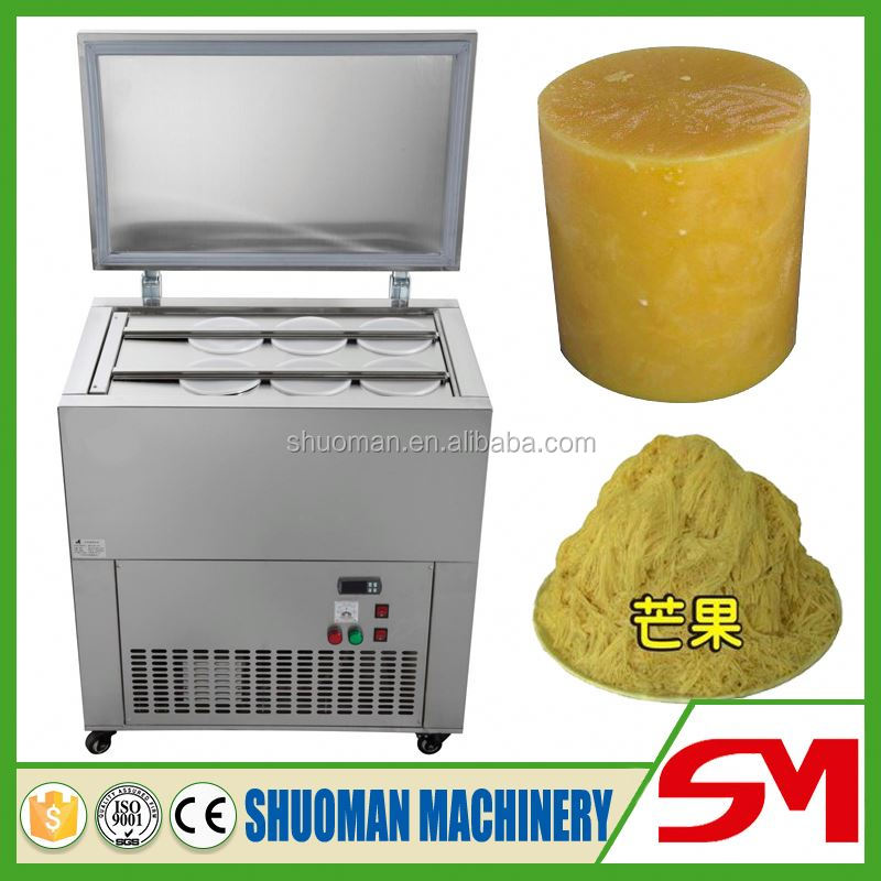 2016 famous cold drink shop industrial ice cube machine