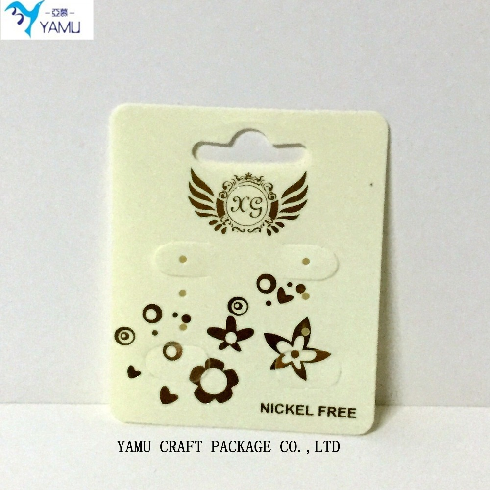 Earring Cards Wholesale, Earring Cards Wholesale Suppliers And  Manufacturers At Alibaba