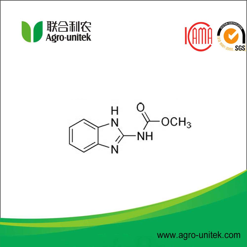 Agriculture Chemicals Carbendazim Powder 50%WP Fungicide Manufacturer
