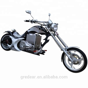 american design 3000w 72v electric chopper motorcycle