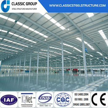 Holand Prefabricated House Structural Steel Building Steel Structure