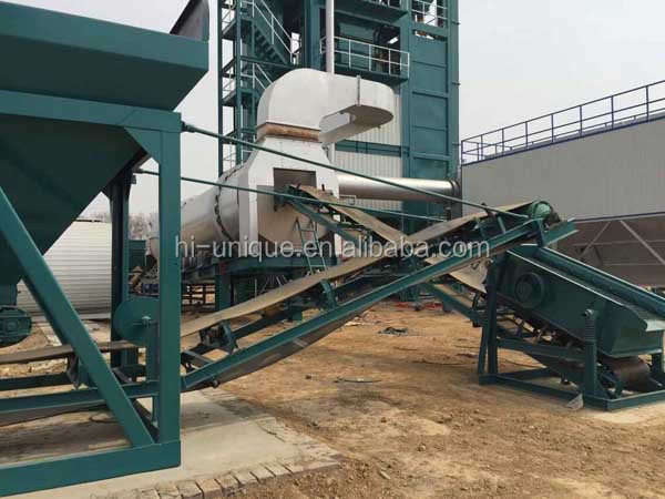 Zhengzhou UNIQUE Asphalt Mixing Station For Sale