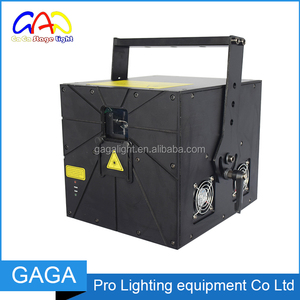 Professional CNI Diode Full Clolor Rgb animation Laser dj lazer light