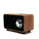 Active home theater enceinte wireless wooden speaker with FM radio and TF port