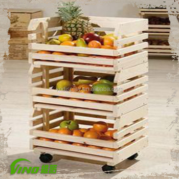 Fruit Vegetable Display Racksupermarket Fruit Vegetables Stand Rackwooden Fruit And Vegetable Display Stand Buy Fruit Vegetable Display