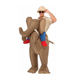 Body suit inflated mascot inflatable elephant costume