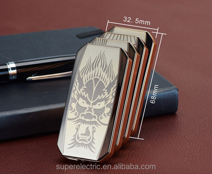 Plasma USB Rechargeable Lighter Windproof Electronic New Design Usb Lighter