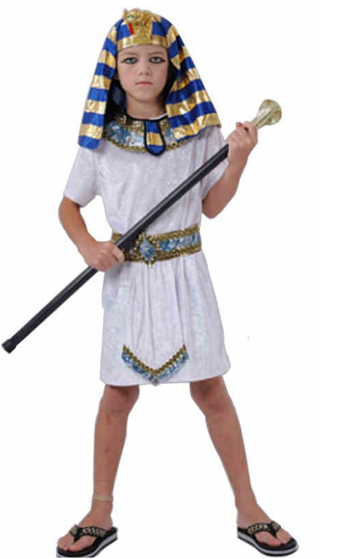 get quotations egyptian pharaoh and the jewels of cleopatra kids halloween costumes - Egyptian Halloween Costumes For Kids