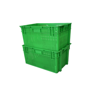 greenstuff, vegetable, fruit use food grade plastic crate