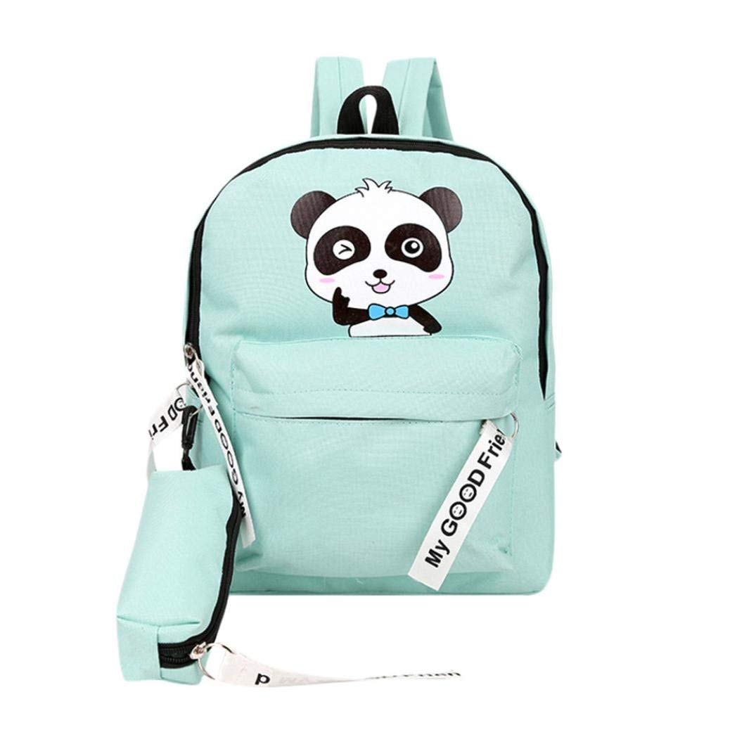 35e7c6da4 Get Quotations · Preppy Letter Printing Shoulder Bookbags Backpack, Outsta  Unisex School Bag Rucksack Classic Basic Casual Daypack