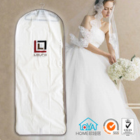 Classy design gown cover wedding dress bag