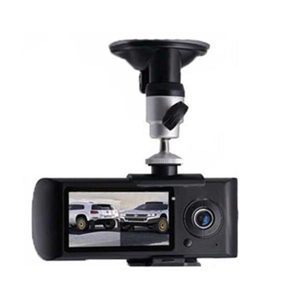 Best Buy   Inch X Dual Camera Car Camera With Gps G Sensor